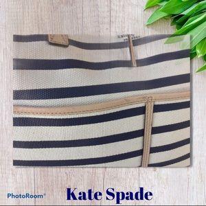 kate spade Bags - Kate Spade Washington Square Sam Canvas Handbag